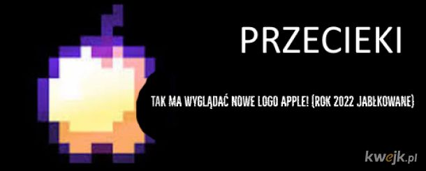 Nowe logo Apple?!