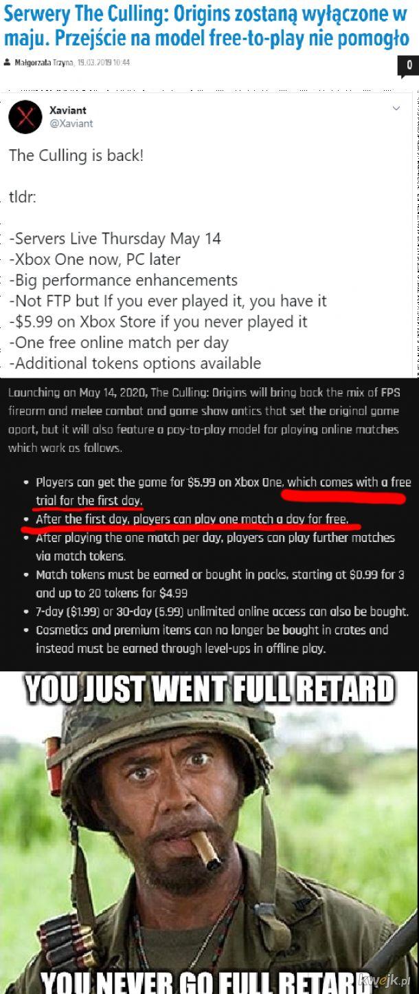 Nawet EA i Activision/Blizzard by na coś takiego nie wpadli.