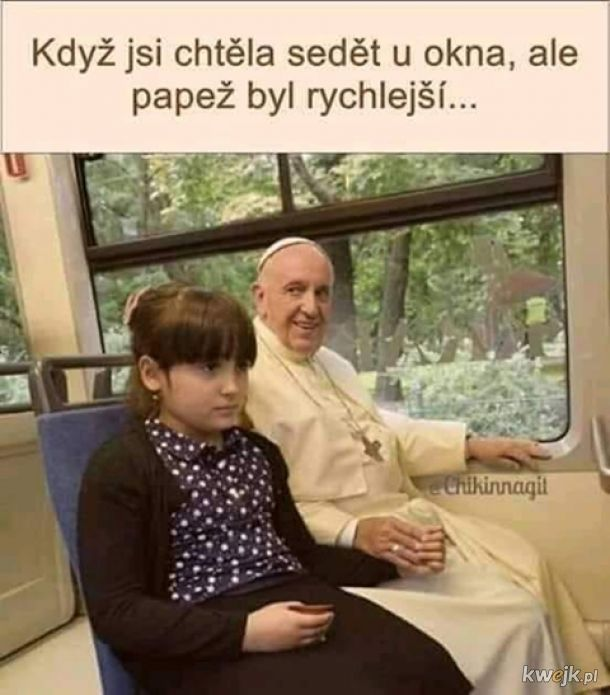 Pan Papież