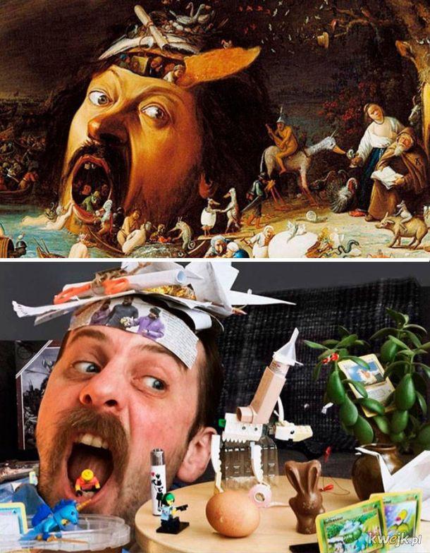 Odtwarzanie dzieł sztuki w warunkach domowych
