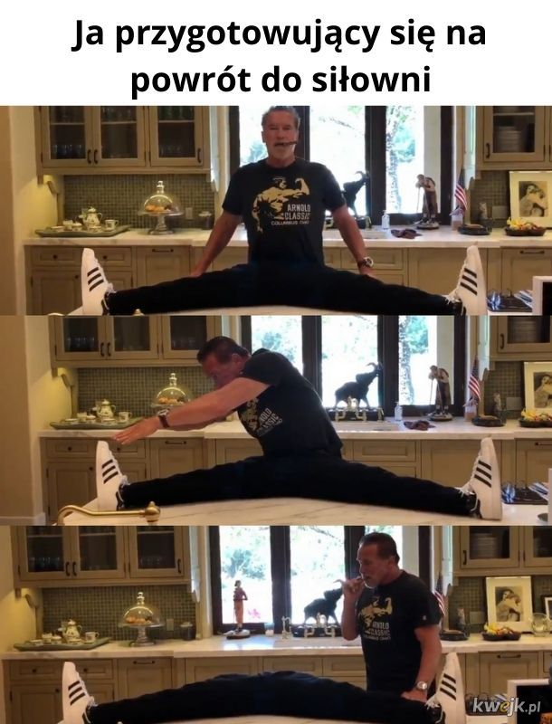 Ćwicz z Arnim!