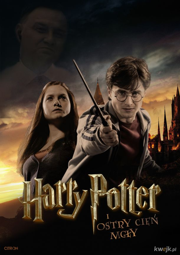 Harry Potter i Ostry Cień Mgły
