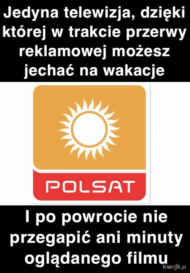A wszystko to z Paszportem Polsatu