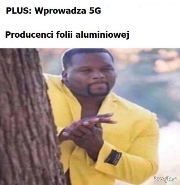 Wprowadzenie 5G
