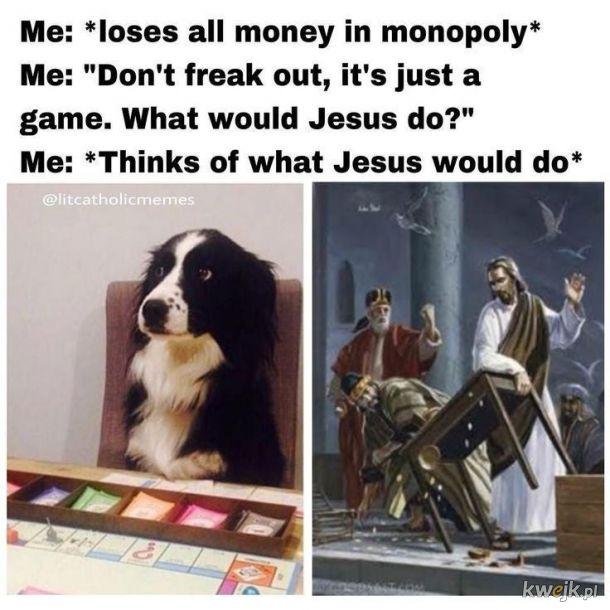 Co by Jezus zrobił