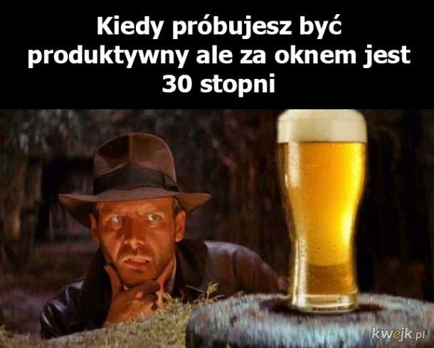 Wolę pić piwo