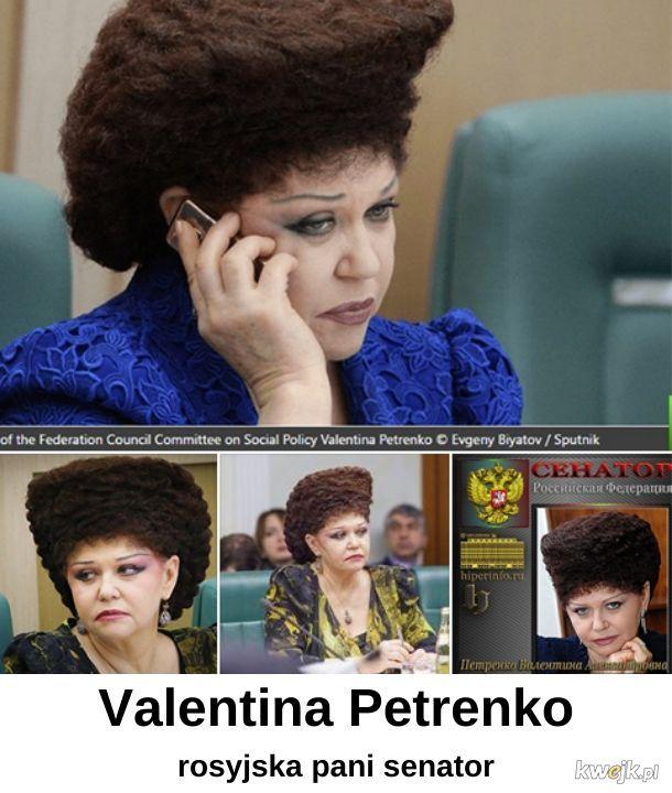 Jej fryzjer powinien być oskarżony o zbrodnie przeciw ludzkości