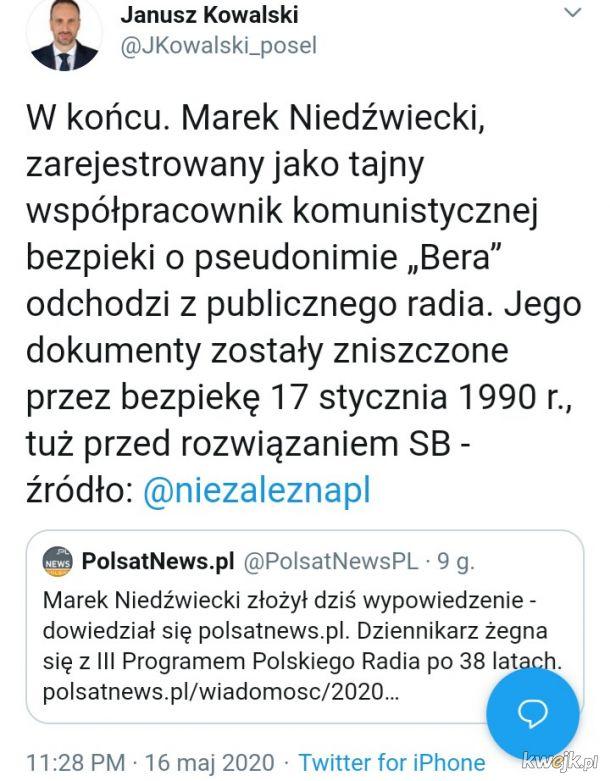 """Dzięki ryzykownej akcji prowokatora ps. """"Kazik"""" oczyszczono ostatecznie polskie radio z """"UBeckiej agentury""""!"""
