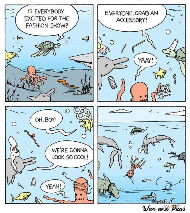 Zanieczyszczanie oceanów