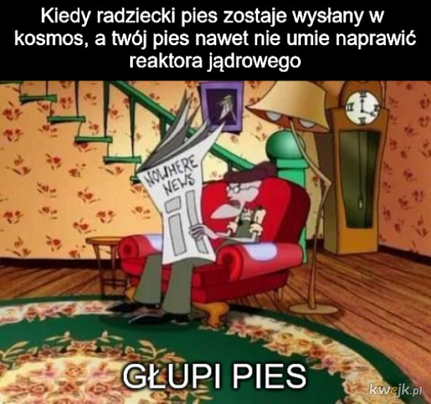 Radziecki pies