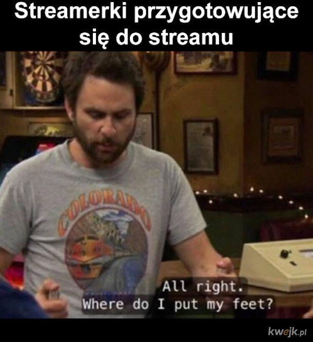 Streamerki takie są