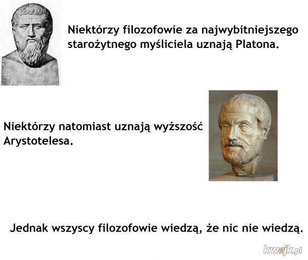 Lekcja filozofii