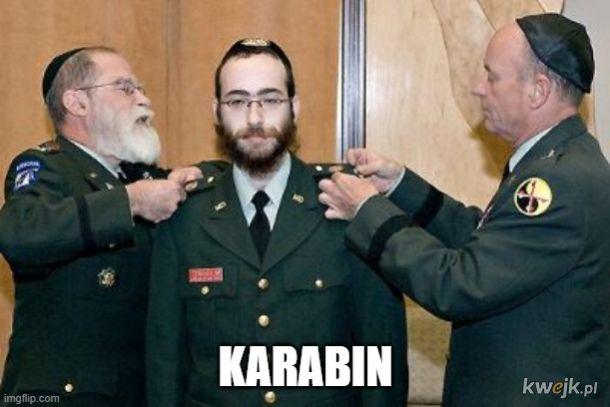 Jak nazywa się kapelan w armii Izraela?