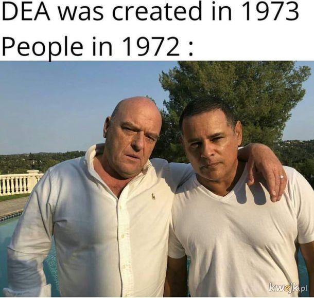 Breaking Bad DEA