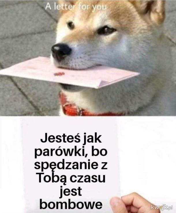 List dla Ciebie