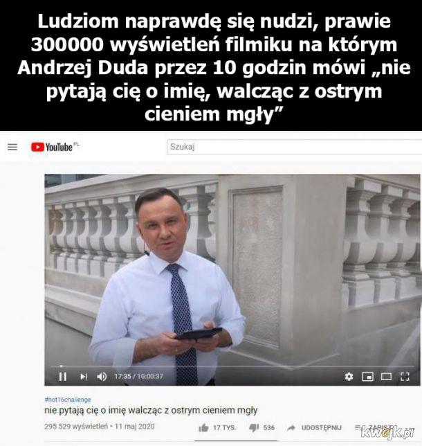10 godzin Andrzej Duda