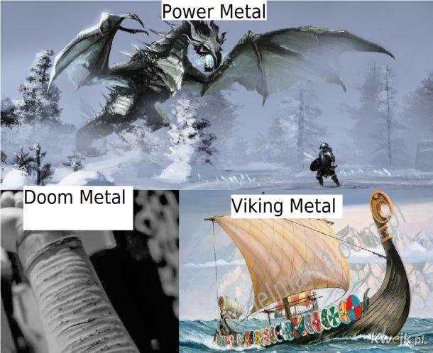 Metale zrozumiejo