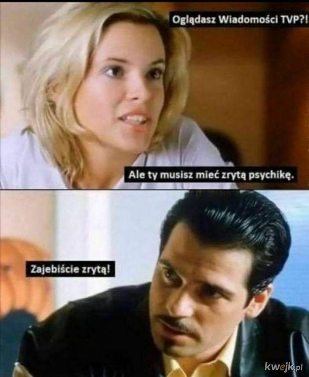 Zryta psychika