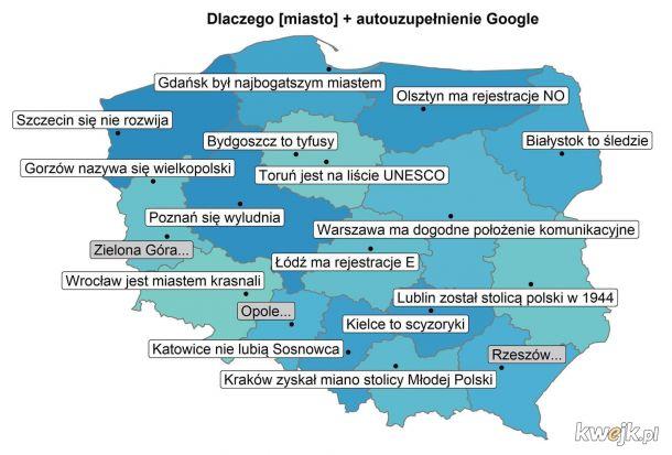 Trzy miasta wykluczone, internet tam nie dociera