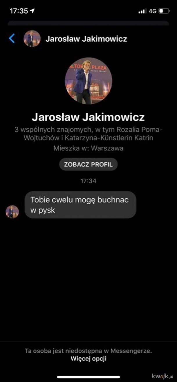 Jarek Jakimowicz - Kulturka pełną gębą