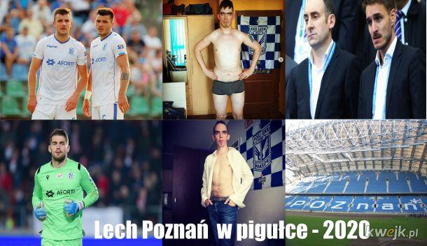 Lech Poznań w pigułce - 2020 rok