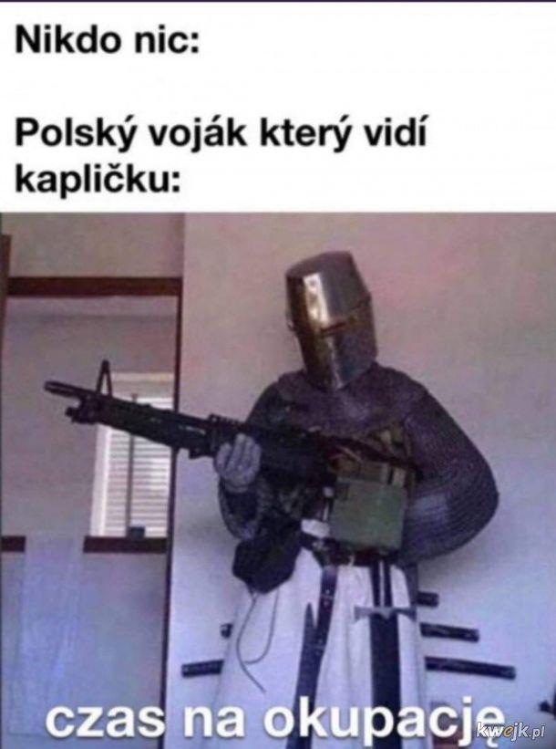 Polska okupacja