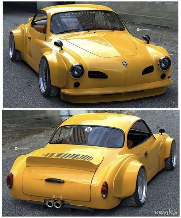 Oldskulowy VW z Brazylii...chyba ;)