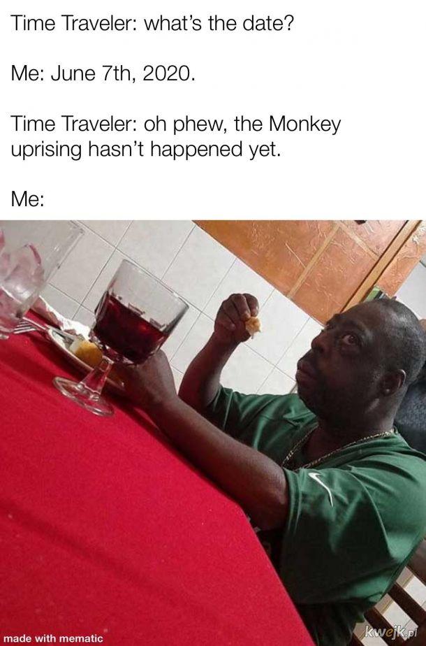 To tylko kwestia czasu
