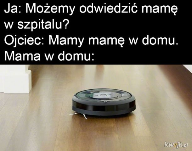 Mama w domu