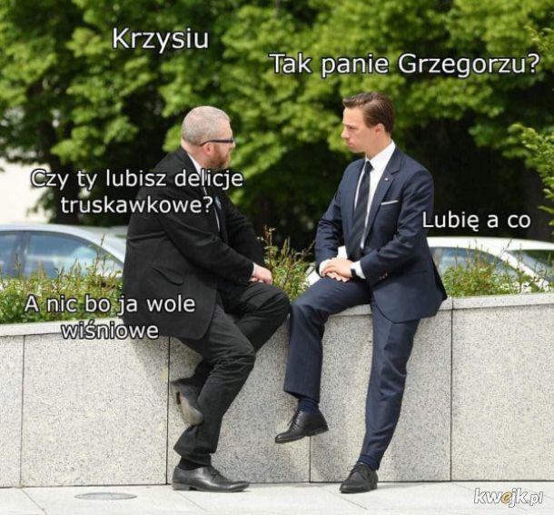 Ważne rozmowy