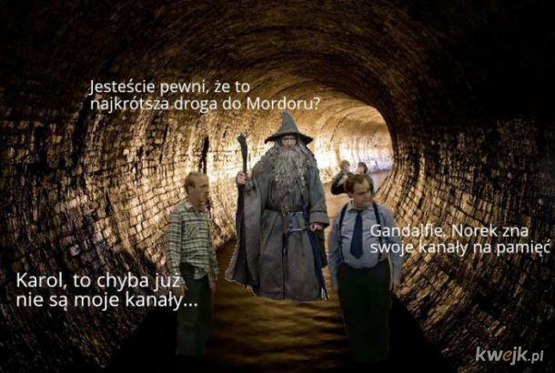 Droga do Mordoru