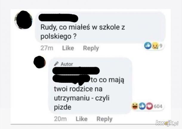 Ocena z polskiego