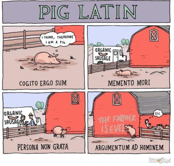 Świńska łacina