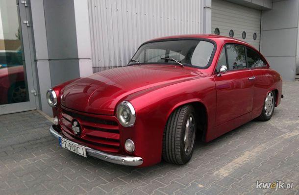Syrena V8
