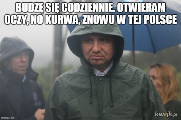 Pobudka w Polsce