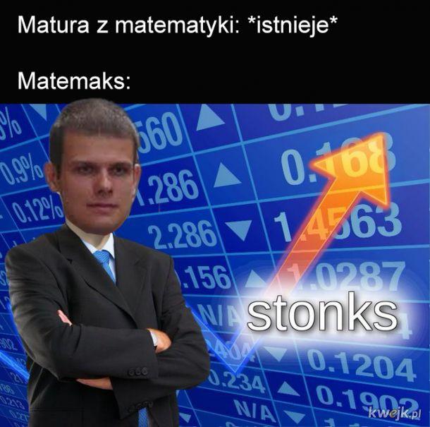 Chwała Matemaksowi