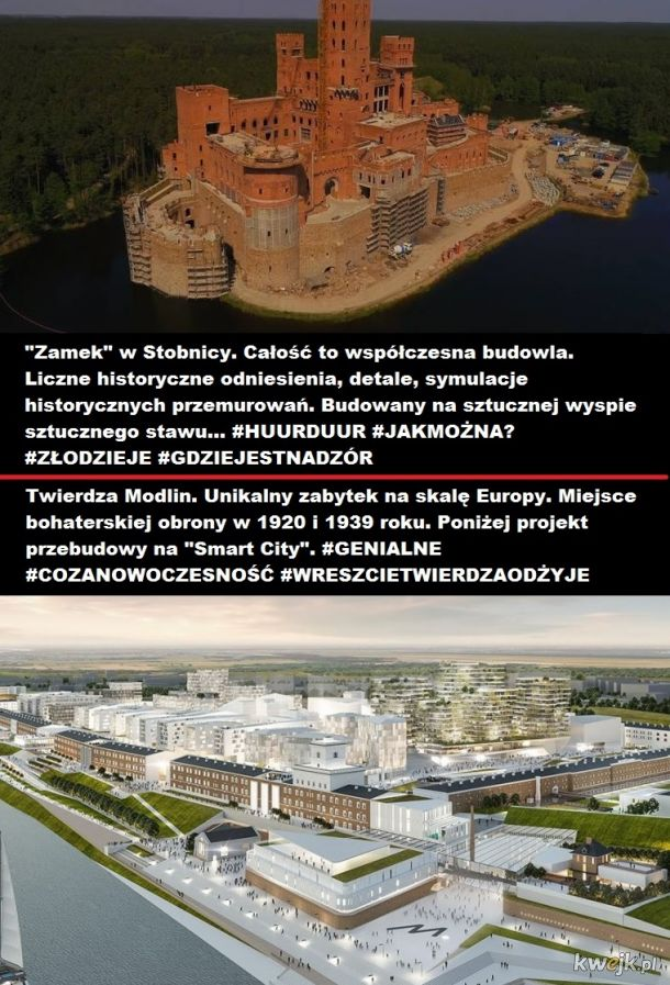 Kto tu jest architektonicznym zbrodniarzem?