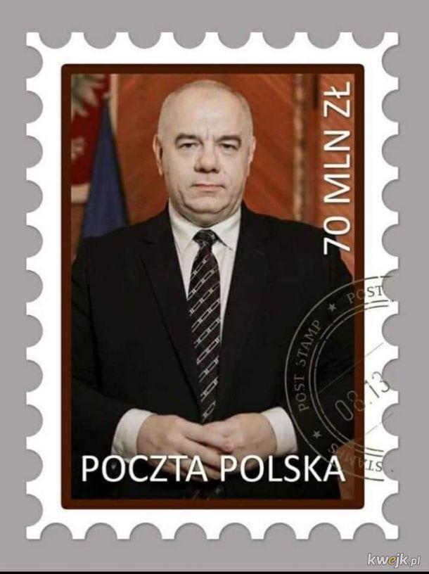 Najdroższy znaczek w historii poczty.