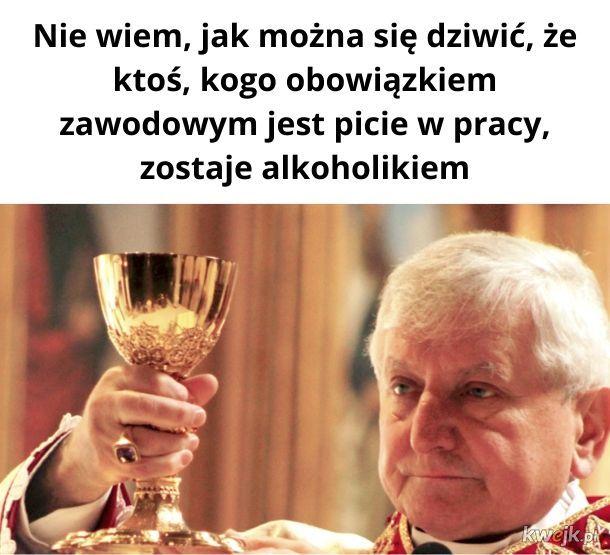 Co wolno biskupowi to nie tobie, smrodzie