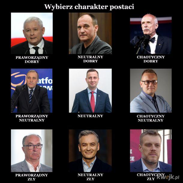 Polska polityka a gry RPG