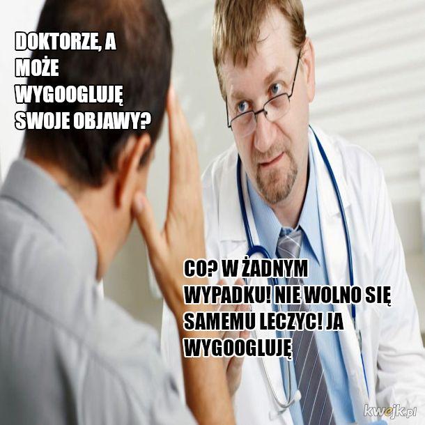 Dzisiejsza medycyna