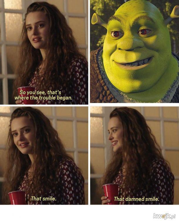 Nieziemski uśmiech