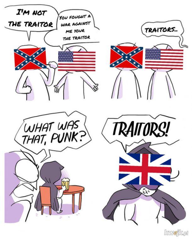 Traitors!