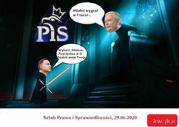 Sejm Wars VII: Przebudzenie Parasola