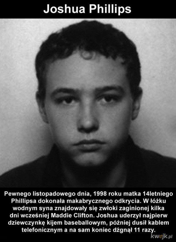 Makabryczne zbrodnie dokonane przez dzieci