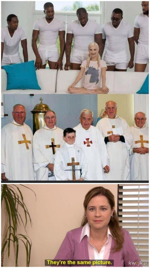 Kolejny nudny mem o religii