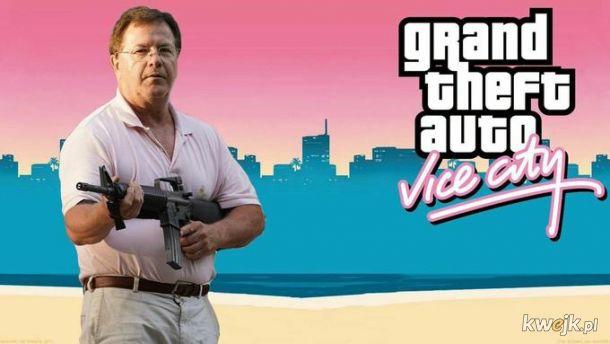Remaster GTA: Vice City zapowiada się świetnie