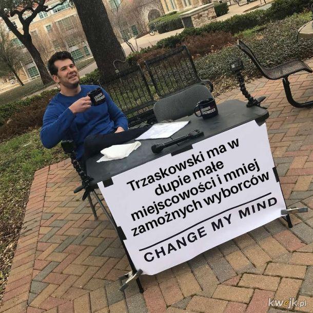 Polityczny mem