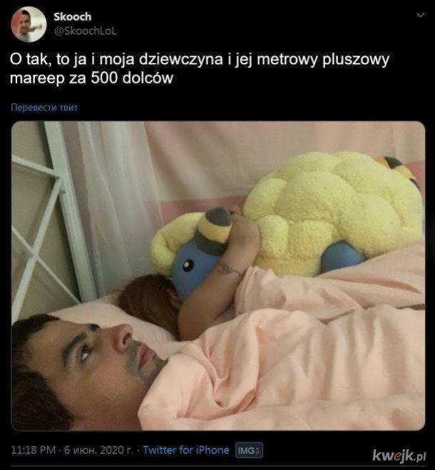 Miłość do pluszaka