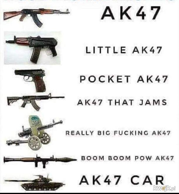 Karabinek AK